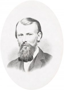 William John Wills, c. 1861 De Gruchy & Leigh (lithographers)