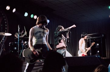 Ramones, Hellenic Club, Woden, 16 July 1981 'pling
