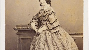 Frances Perry, c. 1863 Batchelder & O'Neill