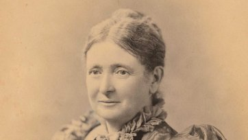 Mary Windeyer, c. 1891 Freeman Brothers