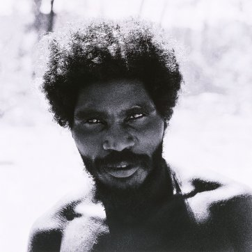 James Iyuna, 1986 by Martin van der Wal