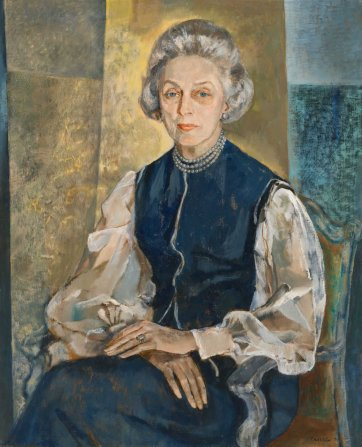 Lady [Hannah] Lloyd Jones, 1970 Judy Cassab