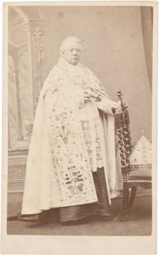 Archbishop James Goold, c. 1870 Archibald McDonald