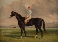 Blue Mountain, Owner, Trainer, Jockey, James Scobie, 1887 Frederick Woodhouse