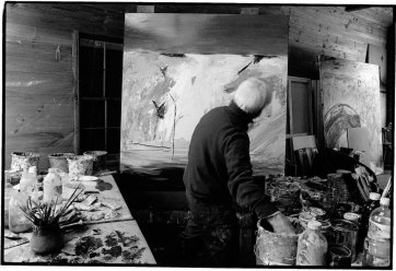 Arthur Boyd - Bundanon Studio III, 1993 by Greg Weight