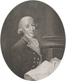 Arthur Phillip Esq., Captain General and Commander in Chief in & over the territory of New South Wales, 1789 by Francis Wheatley, W Sherwin