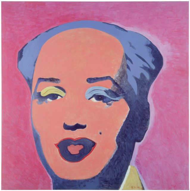 Untitled (Mao Marilyn)
