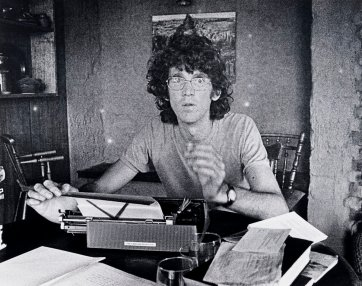 David Williamson, 1974 (printed 2001) by Gordon Glenn