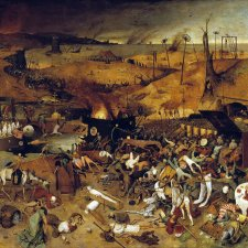 The Triumph of Death, c. 1562 by Pieter Bruegel the Elder