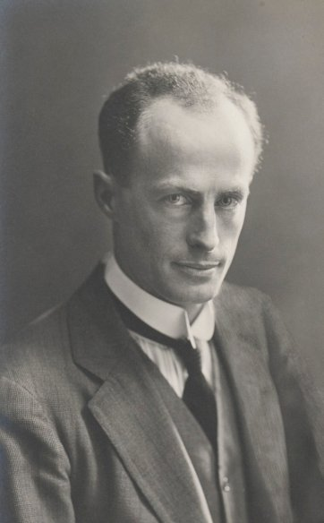 Sir Douglas Mawson, c. 1916 by Thomson Studios