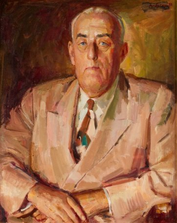 Sir William Gaston Walkley, 1958 William Pidgeon