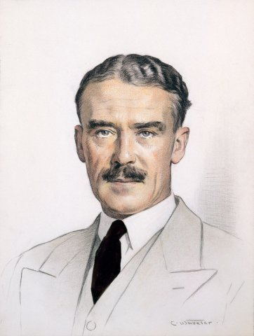 Lord Casey, c. 1932 by Charles Wheeler
