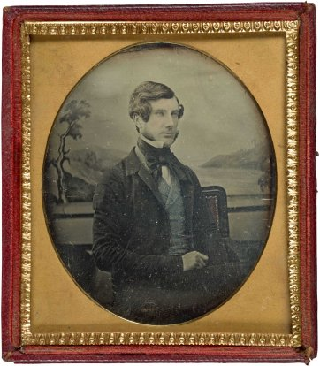 James Horatio Nelson Cassell, late 1840's to early 1850's an unknown artist