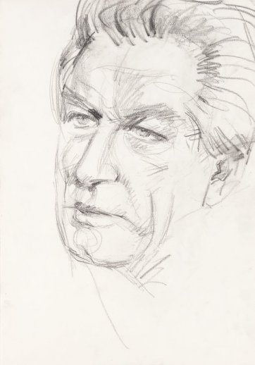 Bob Hawke by Louis Kahan