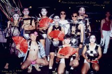 Asian Lesbian and Gay Pride Group, Sydney Gay & Lesbian Mardi Gras, 1993 William Yang