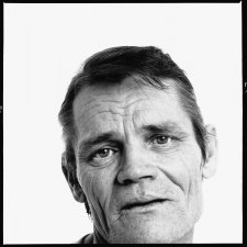 Chet Baker, singer, New York City, January 16, 1986 by Richard Avedon