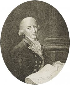Arthur Phillip Esq., Captain General and Commander in Chief in & over the territory of New South Wales, 1789 by W Sherwin, John Stockdale after Francis Wheatley