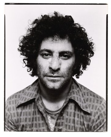 Abbie Hoffman, member of The Chicago Seven, Chicago by Richard Avedon