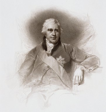 Sir Joseph Banks, 1810 by Sir Thomas Lawrence, William Evans, Anthony Cardon