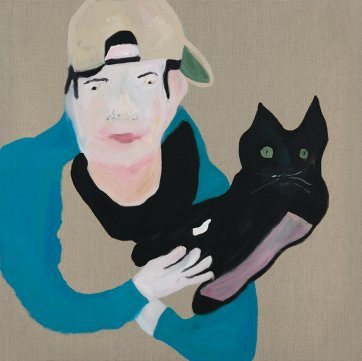 Grace for Blackie, 2013 by Darren McDonald