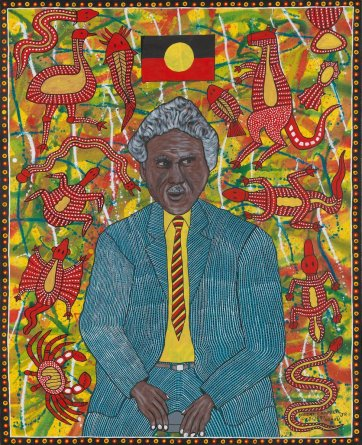 Senator Bonner, 1990 by Robert Campbell Jnr