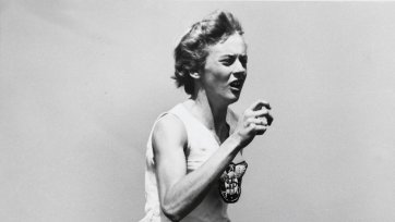 Betty Cuthbert, 1955 (printed 2003) Ern McQuillan