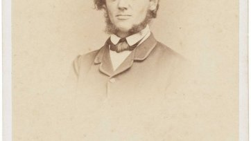Georg von Neumayer, c. 1860 Johnstone & Co