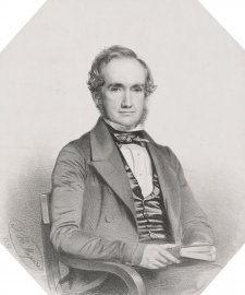 William Henry Harvey, c. 1850 Thomas Herbert Maguire