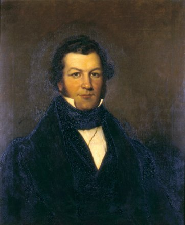 Portrait of Thomas Harbottle, 1846
