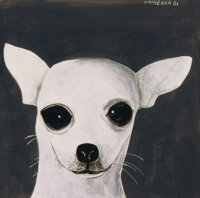 Untitled (Chihuahua), 2001 by Noel McKenna