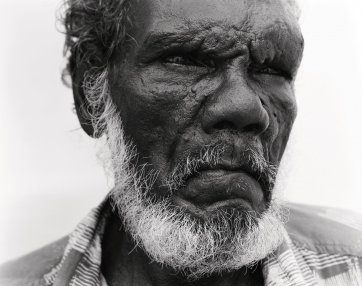 Wik Elder, Joel, from the Returning To Places That Name Us series, 2000 Ricky Maynard