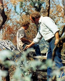 Clifton Pugh and John Olsen, Dunmoochin, 1969 Mark Strizic