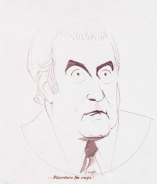 Gough... maintain the rage!, 1976 Frank Hinder