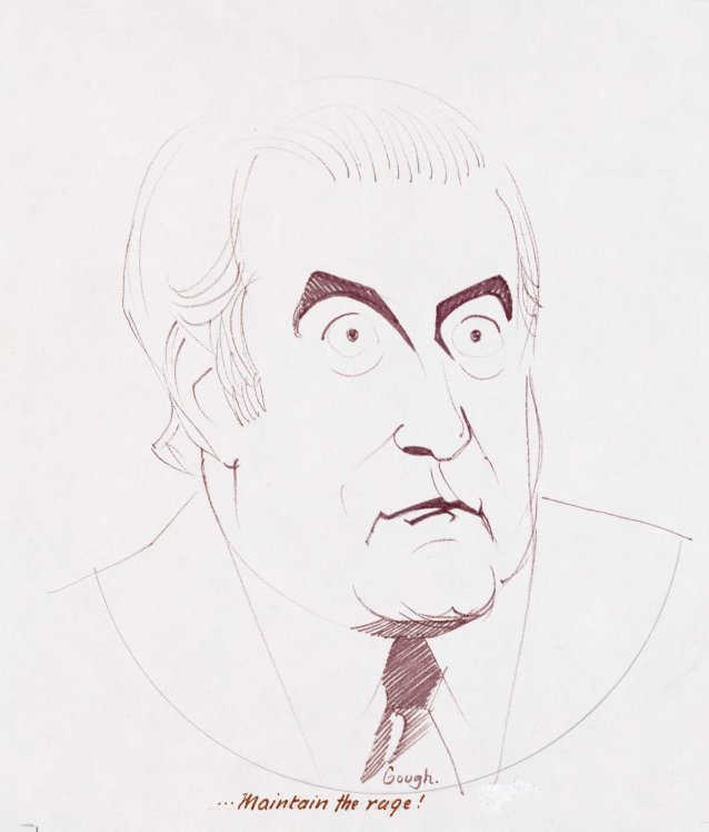 Gough... maintain the rage!