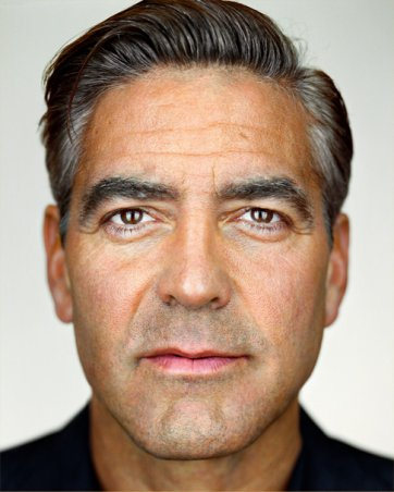George Clooney, 2007 by Martin Schoeller