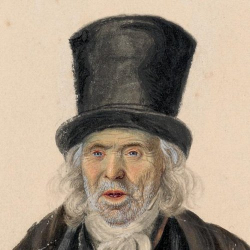 David Love, commonly called the Nottingham Poet, 1824 by John Dempsey