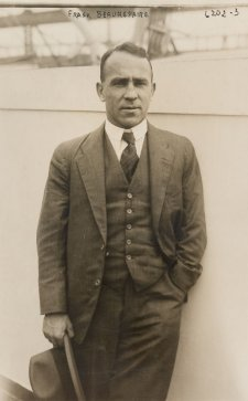 Frank Beaurepaire, c. 1924 by Bain News Service