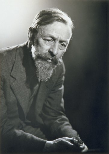 Max Meldrum, c. 1937 by Max Dupain