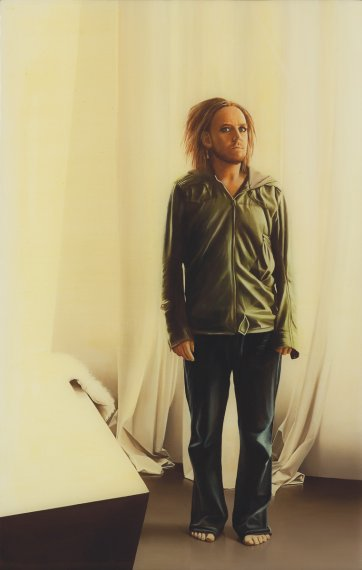 Tim Minchin, 2009 by Sam Leach