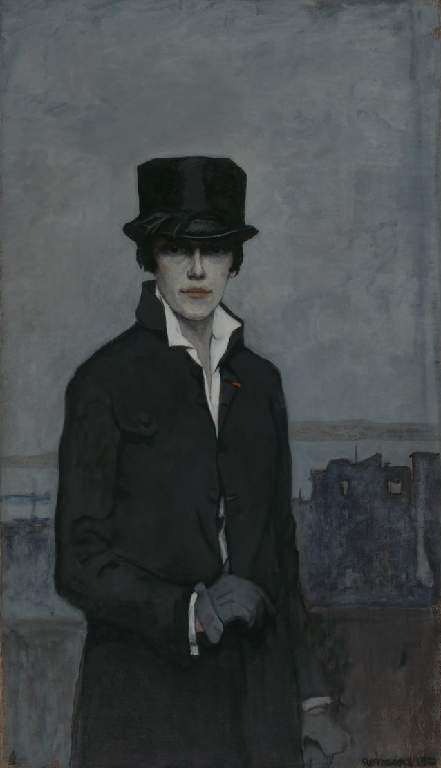 Self-Portrait, 1923 by Romaine Brooks