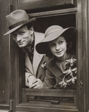 Laurence Olivier and Vivien Leigh, 30 May 1937