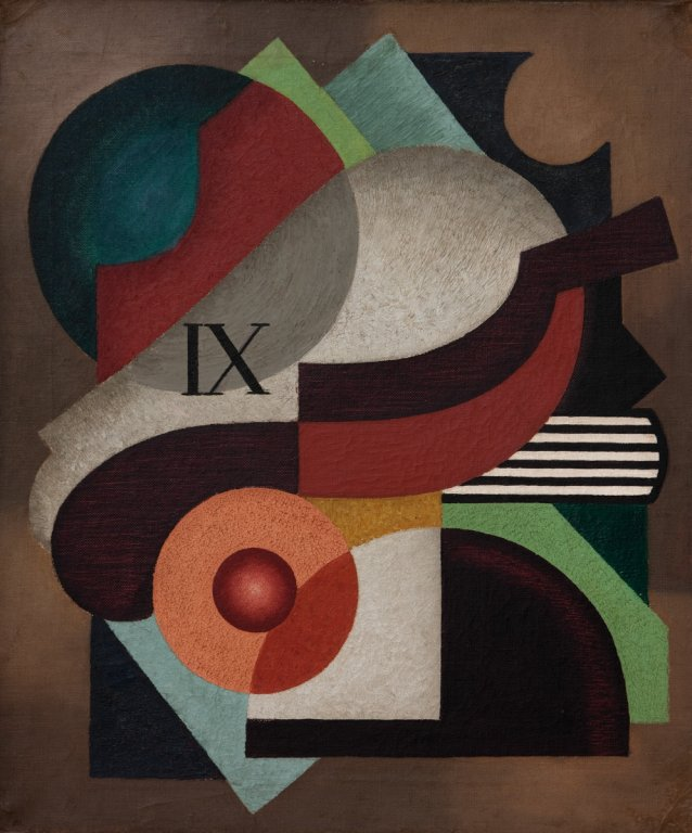 Painting IX, 1937 by Jean Appleton