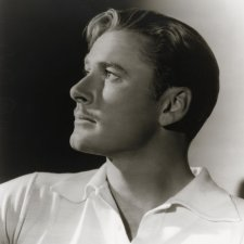 Errol Flynn, 1938 (printed 2008) George Hurrell