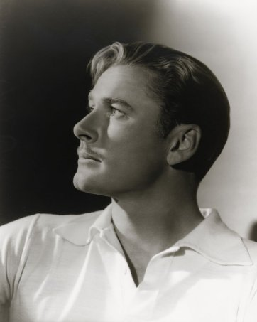 Errol Flynn, 1938 (printed 2008) by George Hurrell