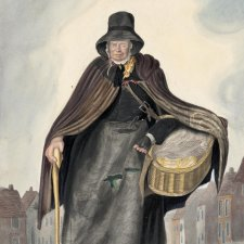 Match woman, c.1823 by John Dempsey