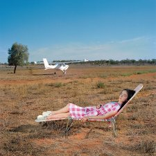 Miles from nowhere, 2008 (printed 2014) from the Games of consequence series 2008 Polixeni Papapetrou