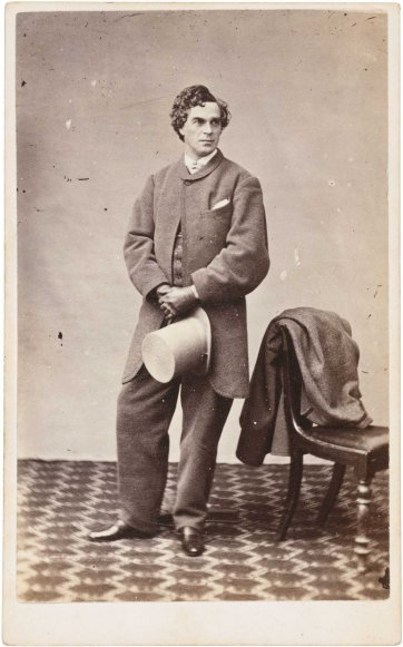 Barry Sullivan, c. 1870 Davies & Co
