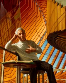 The Architecture of Music (Vladimir Ashkenazy), 2011 Ralph Heimans