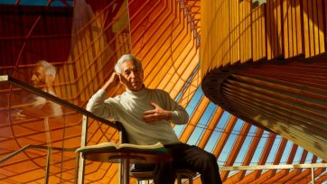The Architecture of Music (Vladimir Ashkenazy), 2011 by Ralph Heimans