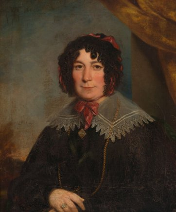 Susan Lord, c.1840 by Henry Mundy